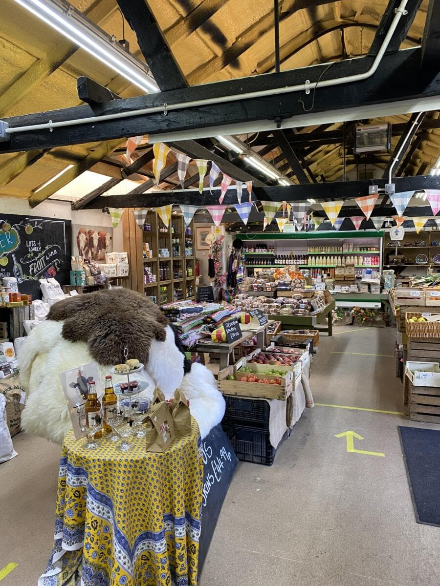 Cafe and Farm shop in Selsey, Chichester