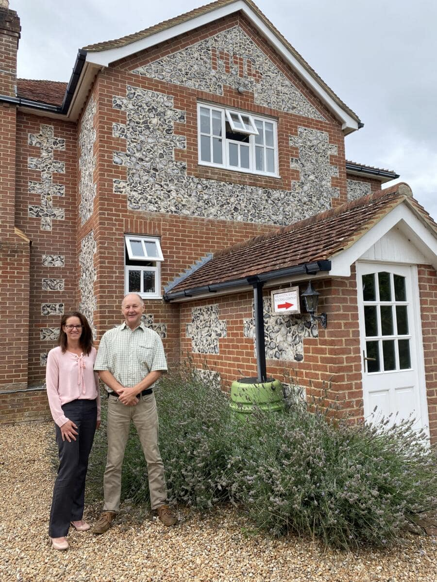 The Martin Sewell Building Company Chichester