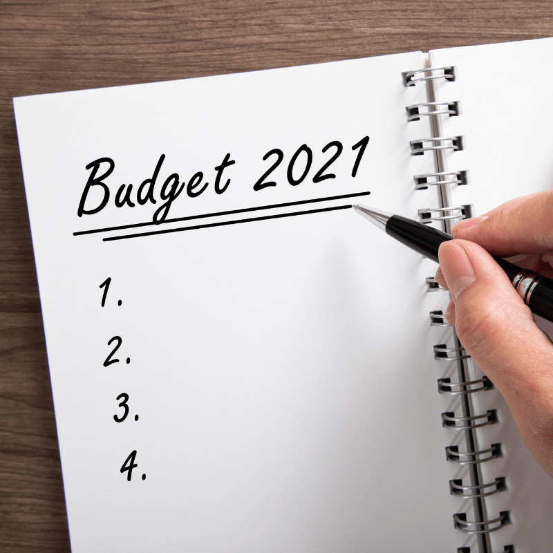 Budget 2021 Accountants Chichester
