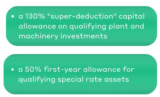 super-deduction tax break