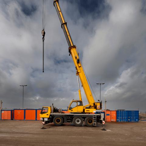 crane - super deduction
