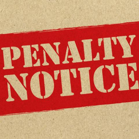 Overpayment penalties