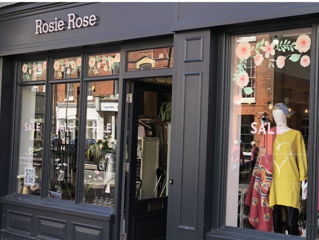 Rosie Rose Chichester South Coast