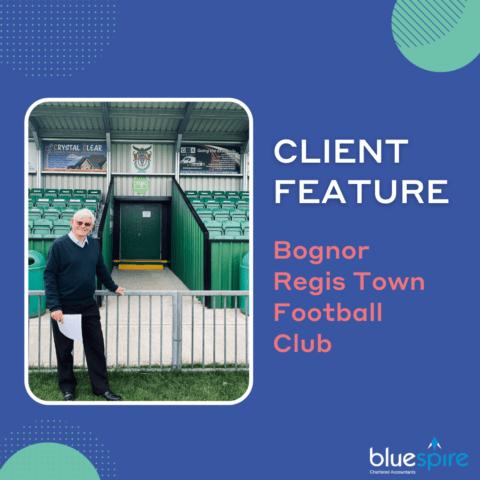 Bognor Regis Town Football Club accountants chichester